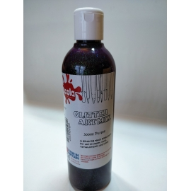GLITTER ARTMIX - PURPLE - 300ML