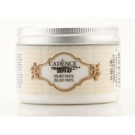TRANSPARENT RELIEF PASTE CADENCE 150ML