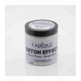 CADENCE BETON EFFECT RELIEF PASTE - 250ML
