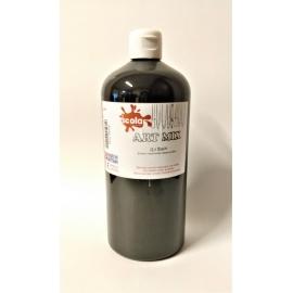 GOUACHE ARTMIX - BLACK - 1 LITRE