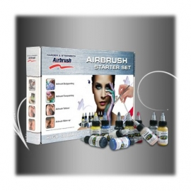 Airbrush Starter Set - Body Edition