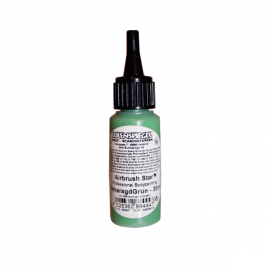 AIRBRUSH STAR 30ML - EMERALD GREEN