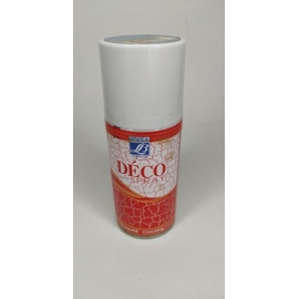 DECO SPRAY CRACKING POTTERY BLUE  - 150ML