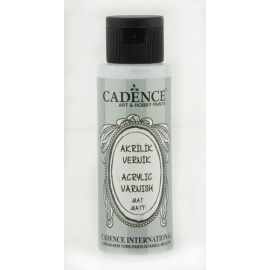 CADENCE ACRYLIC VARNISH - MATT - 70ML