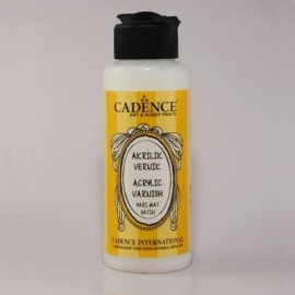 CADENCE ACRYLIC VARNISH - SATIN - 70ML