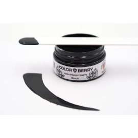 COLORBERRY RESIN PIGMENT PASTE - BLACK - 50G