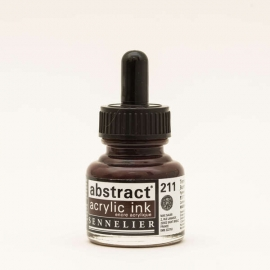 ACRYLIC INK 30ML - BURNT SIENNA