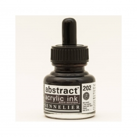 ACRYLIC INK 30ML - BURNT UMBER
