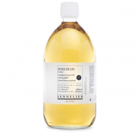 CLARIFIED LINSEED OIL 1 LTR