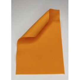 3mm Felt Sheet - Orange