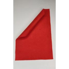 3mm Felt Sheet - Red