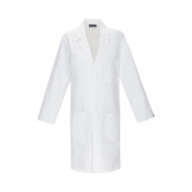 LABCOAT 20% COTTON 80% POLYESTER SIZE M