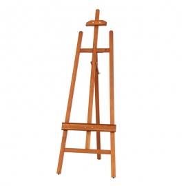 FLOOR STANDING WOODEN EASEL H-FRAME