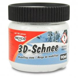 3D STRUCTURE SNOW 90ML