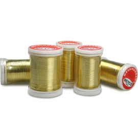 MEYCO GOLD COLOUR - WIRE 0.25MM X 100 MTRS