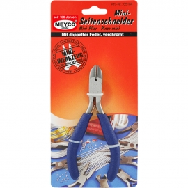 MEYCO MINI PLIERS CHROME PLATED