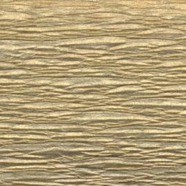 MEYCO FINE CREPE PAPER 50 X 250CM - GOLD