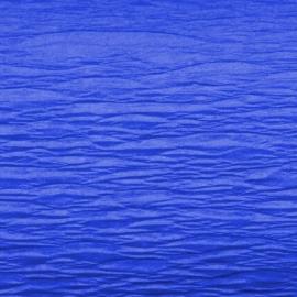 MEYCO FINE CREPE PAPER 50 X 250CM - BLUE