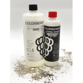 COLORBERRY CRYSTAL RESIN 2:1 750ML