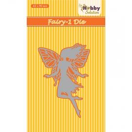 """HOBBY SOLUTION DIES """"FAIRY 1!"""""""