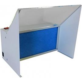 AIR CLEANER AIRCOM 17W - SYNTH + CARBON FILTER