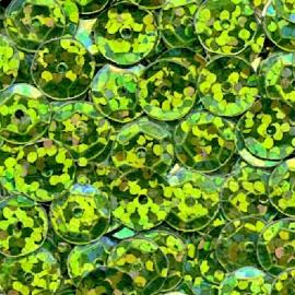 Meyco Halogramm Green Sequins