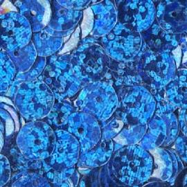Meyco Halogramm Blue Sequins