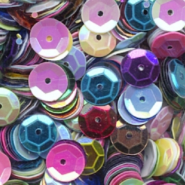 Meyco Colourful Sequins