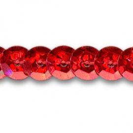 Meyco Red Hologramm Roll Sequins