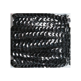 Marianne Hobby Black  Sequins Ribbon