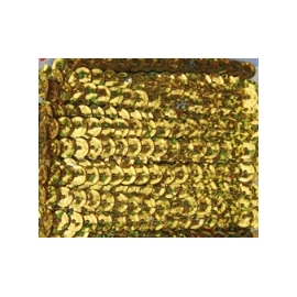 Marianne Hobby Gold  Sequins Ribbon