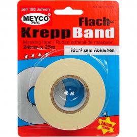 Meyco - Masking Tape 24mmx25m