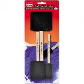 Meyco - Sponge Brushes Set x3