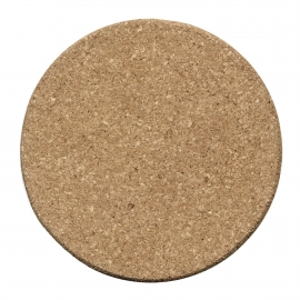 Meyco - Cork Coaster Diam (200-10mm)