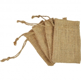Meyco - Jute Bag - Natural