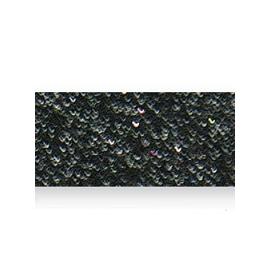 Glittered Fun Foam Sheet - Black (20x30cm)