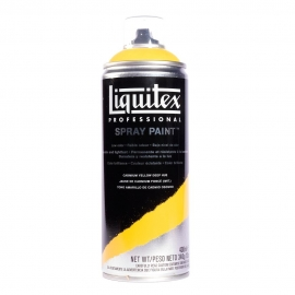 SPRAY PAINT - CADMIUM YELLOW DEEP HUE
