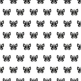 Nellie's - Background Embossing Folders - Spring Butterflies