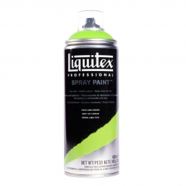 SPRAY PAINT - VIVID LIME GREEN