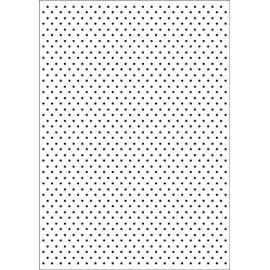 Nellie's - Embossing Folder - Dots
