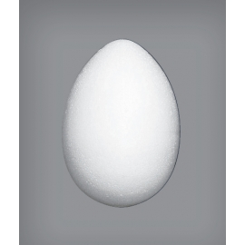 Polystyrene Egg - 120mm