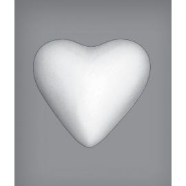 Polystyrene Heart - 50mm