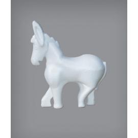 Polystyrene - Donkey