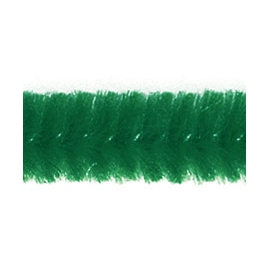Chenille Sticks - Green