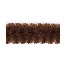 Chenille Sticks - Brown