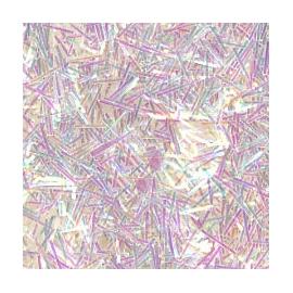 GLITTER 25GRM - WHITE HOLOGRAM