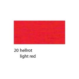 CREPE PAPER 250 X 50CM - LIGHT RED
