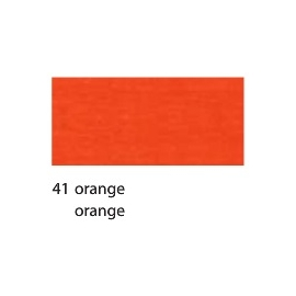 CREPE PAPER 250 X 50CM - ORANGE