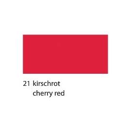 TRANSPARENT KITE PAPER ROLL 100 X 70CM - CHERRY RED