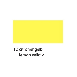 CARDBOARD A4 - LEMON YELLOW